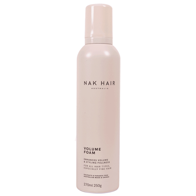 NAK HAIR Volume Foam 270ml