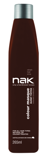 Nak Colour Masque Burnt Toffee 265ml
