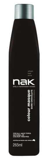 Nak Colour Masque Dark Chocolate 265ml