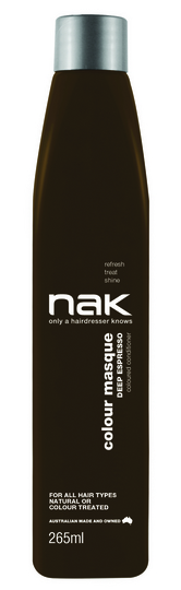 Nak Colour Masque Deep Espresso 265ml