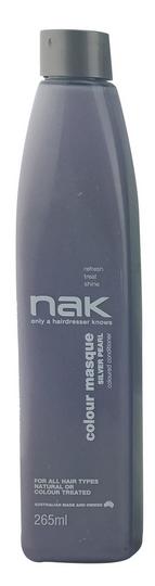 Nak Colour Masque Silver Pearl 265ml