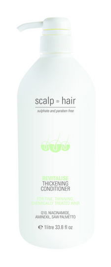 Nak Scalp To Hair Revitalise Conditioner 1000ml