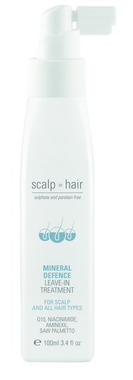Nak Scalp to Hair Mineral Defence Leave-In Treatment 100ml