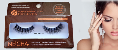 Neicha Irtoripset /Strip Lashes
