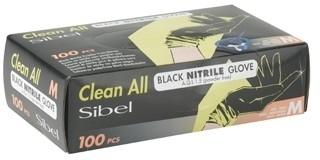 Nitriilikäsine Musta