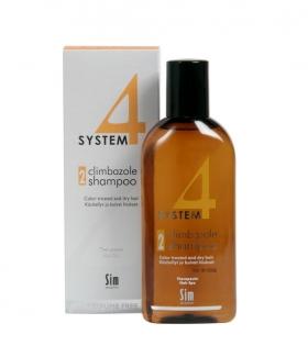 SIM System4 Shampoo 2 215ml