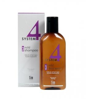 SIM System4 Shampoo 3 215ml
