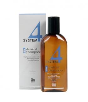 SIM System4 Shampoo 4 215ml