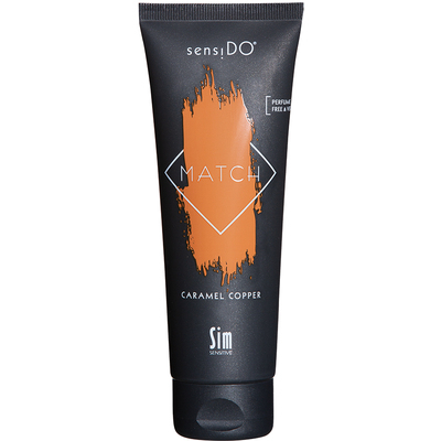 SensiDO Match Caramel Copper 125ml