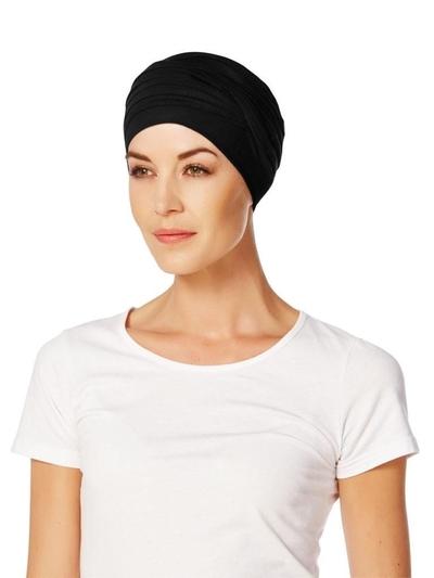 Shanti turban, musta