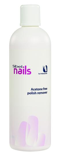 Sibel Nail Polish Remover Aceton Free 500ml