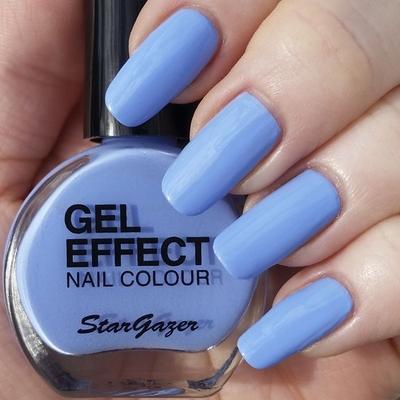 Stargazer Gel Effect Nail Colour Kynsilakka Sky 10ml