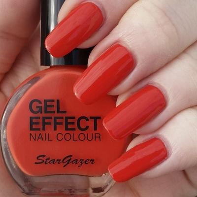 Stargazer Gel Effect Nail Colour Kynsilakka Tangly 10ml