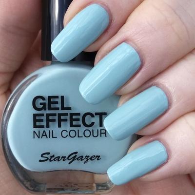 Stargazer Gel Effect Nail Colour Kynsilakka Tropical 10ml