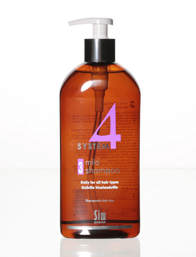 System4 Shampoo 3 500ml