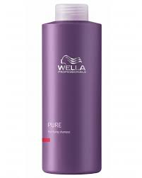 Wella Balance Pure Purifying Shampoo 1000ml