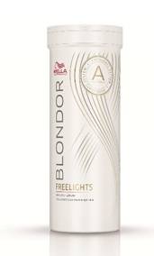 Wella Blondor FREELIGHTS vaalennusjauhe 400g