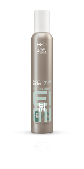 Wella Eimi Nutricurls Boost Bounce 72H Curl Enhancing Mousse 300ml