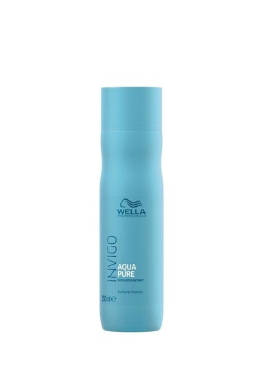Wella Invigo Aqua Pure Purifying Shampoo 250ml