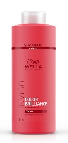 Wella Invigo Color Brilliance Shampoo Coarse 1l