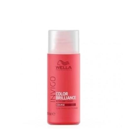 Wella Invigo Color Brilliance Shampoo Coarse 50ml