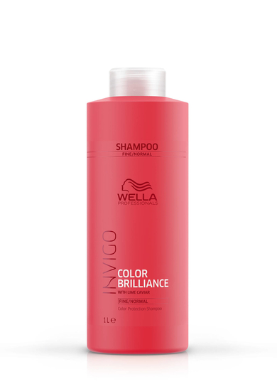 Wella Invigo Color Brilliance Shampoo Fine/normal 1l