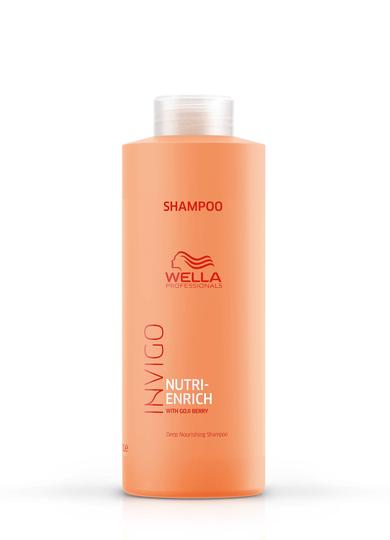 Wella Invigo Nutri-Enrich Deep Nourishing Shampoo 1l