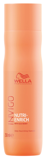Wella Invigo Nutri-Enrich Deep Nourishing Shampoo 250ml