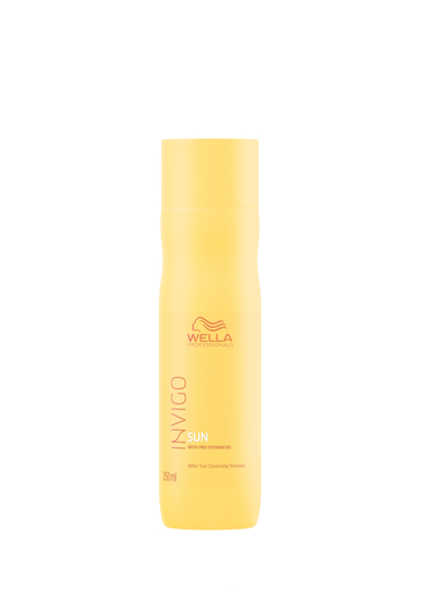 Wella Invigo Sun After Sun Cleansing Shampoo 250ml