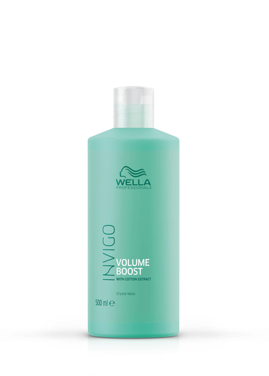 Wella Invigo Volume Boost Crystal Mask 500ml