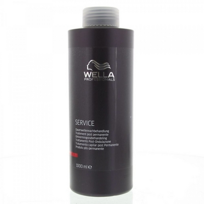 Wella Service Perm Post Treatment 1000ml
