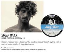 """NAK Surf Wax """"For Beach Hair"""" 90g"""