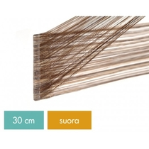 Simply Natural Dual Weft Teippinauha Suora 30cm 24x4cm, silver