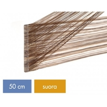 Simply Natural Dual Weft Teippinauha Suora 50cm 24x4cm, silver