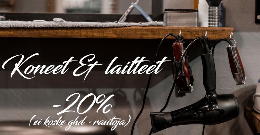 Helmikuu 2019 Koneet ja laitteet